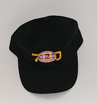 Photo of Logoed Baseball Cap with Buckle Closure