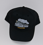 Photo of Steaming Locomotive Baseball Cap