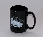 Photo of Stylized SP&S 700 Mug
