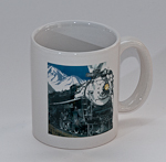 "Photo of ""Montana Mountains"" Mug"