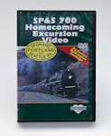 Photo of SP&S 700 Homecoming Excursion DVD