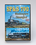 Photo of SP&S 700 Washington Steamfest DVD