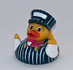 Photo of Engineer Rubber Ducky