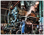"Photo of ""Firing Up"" 16x20 Photo Print"