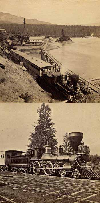 Portland Railroad History - Pacific Railroad Preservation Association