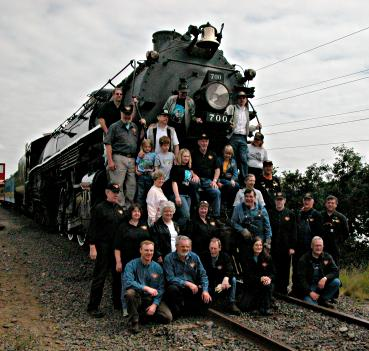 PRPA Crew at Portland's Oaks Park in 2006